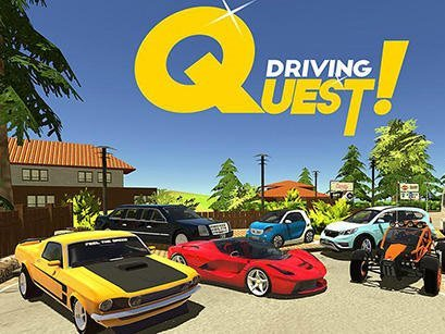 Driving quest! android hra zdarma