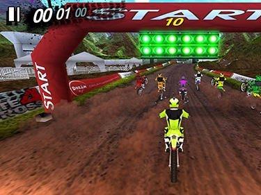 Hra Ultimate motocross 4