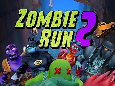Hra Zombie run 2