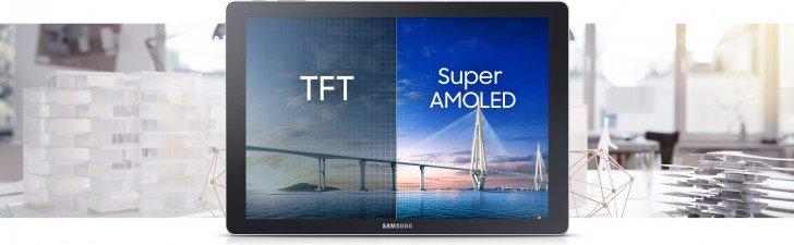 LCD vs SAMOLED