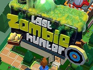 Last zombie hunter hra na mobil