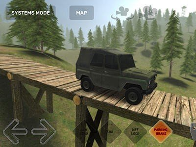Mud Racer hra na mobil