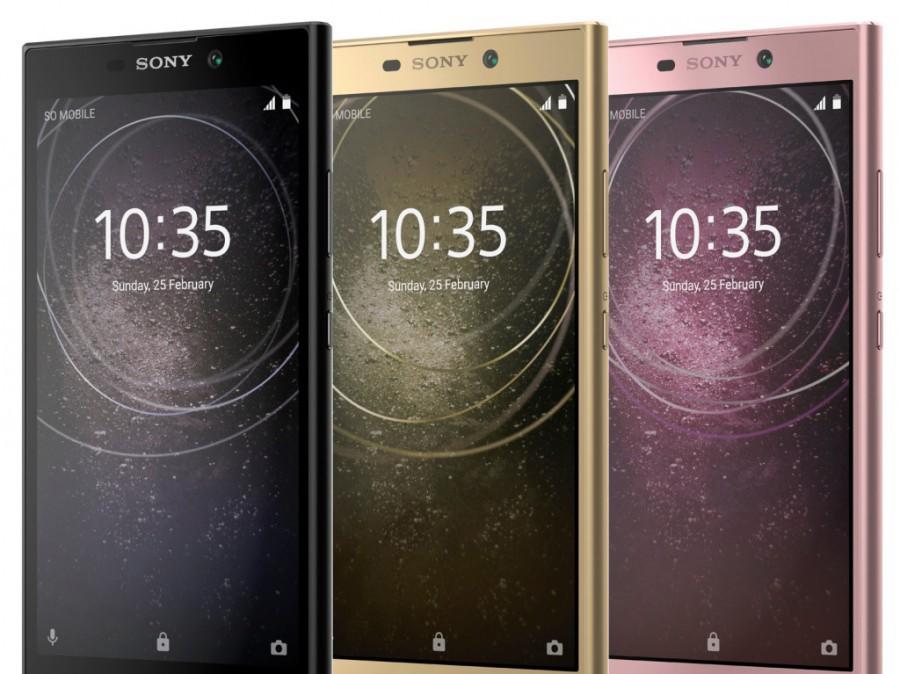 Sony Xperia XA2, XA2 Ultra