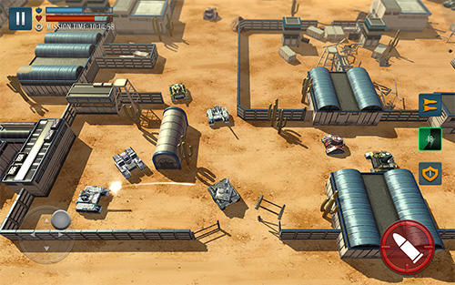 Tank battle heroes hra na mobil