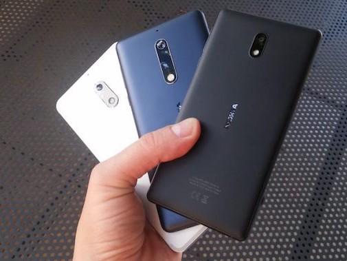 Nokii se daří. Prodala ve čtvrtém čtvrtletí víc jak HTC, Sony, Google