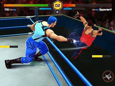 Wrestler android hra ke stažení
