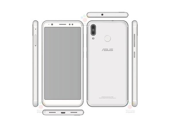 Asus ZenFone 5 s displejem 18:9   novinky