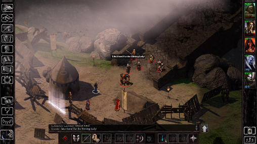Hra Siege of Dragonspear   strategie hry novinky androidhry