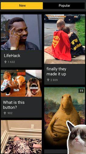 Aplikace ForFun   zábavné fotografie, vtípky ve vašem mobilu