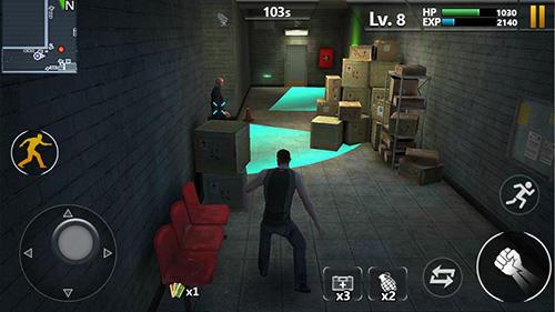 Android hra útěk z vězení