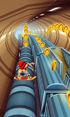 Subway Surfers - android hra
