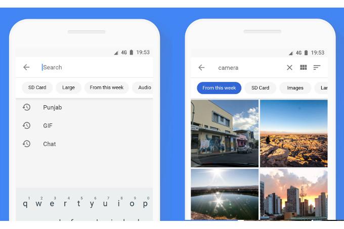 Aplikace Google Files Go   nastroje a pomucky android novinky androidaplikace