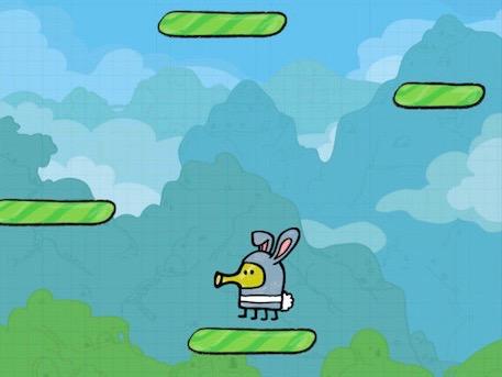 Android hra Doodle ke stažení