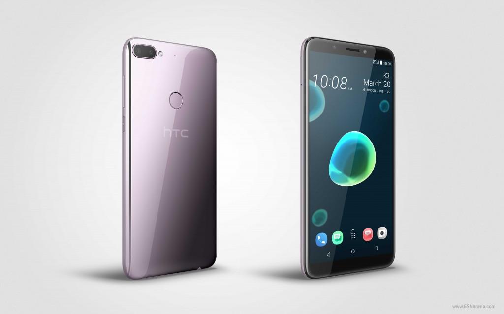 HTC Desire 12 a HTC Desire 12+ s displejem na výšku a atraktivní cenou   novinky
