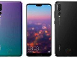 Huawei P20 a P20 pro prodalo na 6 miliónu chytrých telefonu od března