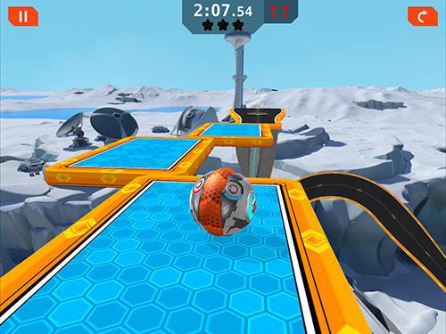 Gyrosphere Evolution android hra