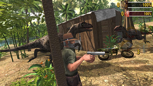Hra Dino safari: Evolution   androidhry akcni hry