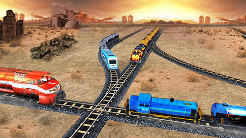 Hra Train oil transporter 3D   strategie hry oddechove hry androidhry