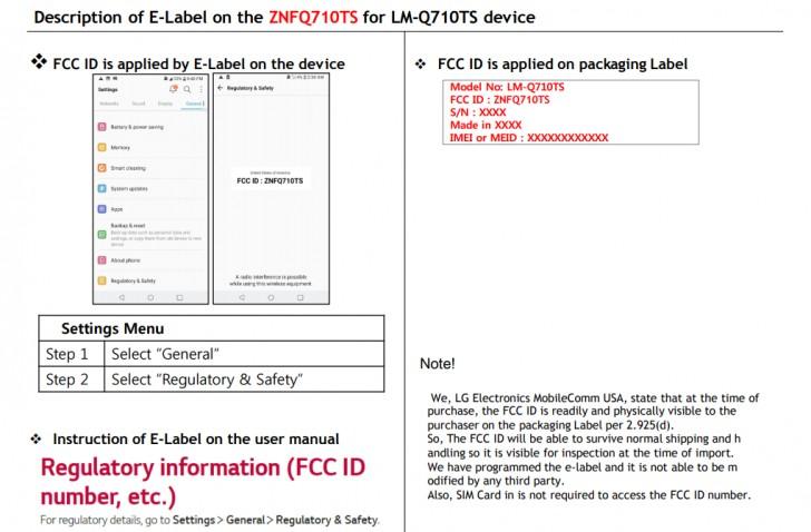 LG Q7 získalo certifikaci FCC   novinky