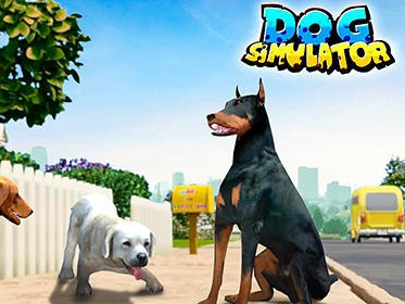 Pet Dog Games : Pet Your Dog Now In Dog Simulator