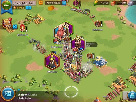 Hra Rise of Civilizations   super hry strategie hry androidhry