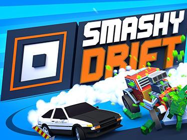 Hra Smashy drift
