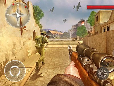 Critical Army Sniper : Shooting Counter