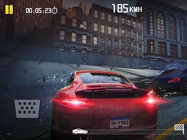 Speedtraffic hra na mobil