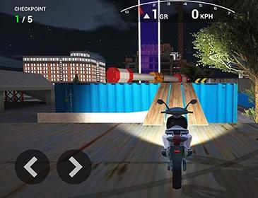 Ultimate Motorcycle Simulator hra ke stažení