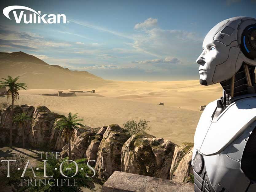 API Vulkan - konzolová grafika i na mobilu