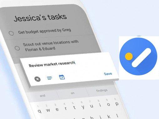 Úkoly Google: Každý úkol nebo cíl. Zvládněte vše