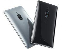 Sony Xperia XZ3 s rozlišením displeje 1440 x 2880px na GFXBench