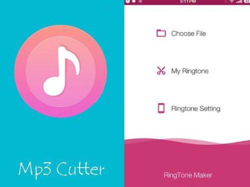 Aplikace Mp3 Cutter   nastroje a pomucky android androidaplikace