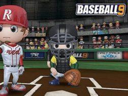 Hra Baseball nine