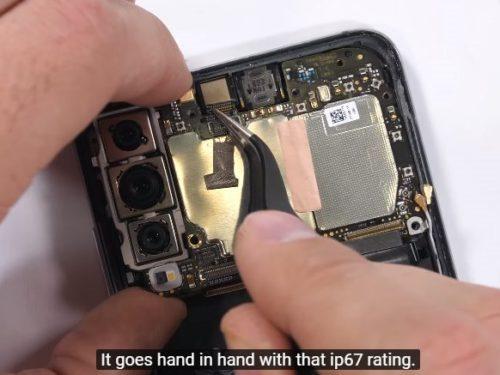 Huawei P20 Pro kompletně rozebrán   novinky