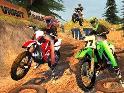 Hra Offroad moto