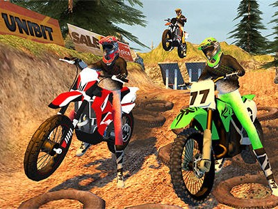 Hra Offroad moto   zavodni hry androidhry