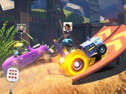Hra Racing Rocket