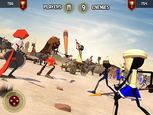 Persian rise up battle sim