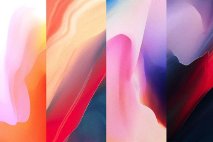 Stáhněte si veškeré oficiální OnePlus 6 tapety