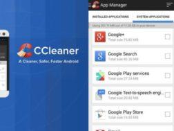 Aplikace CCleaner