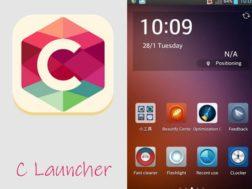 Aplikace C Launcher