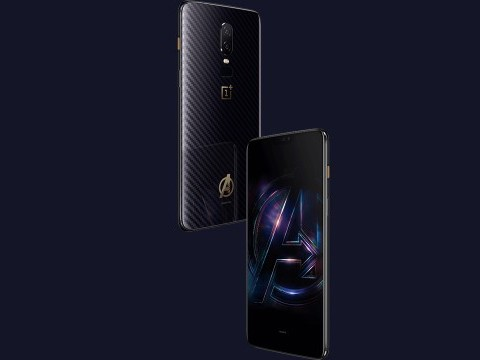 OnePlus 6 Avengers: Infinity War Edition