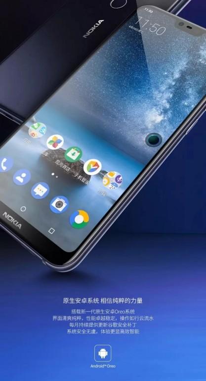 Veškeré specifikace i reklamní fotografie Nokia X6 jsou tady!   novinky