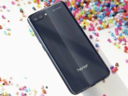 Huawei prodal 1 milión mobilních telefonu Honor 10 v Číně a to za méně jak měsíc