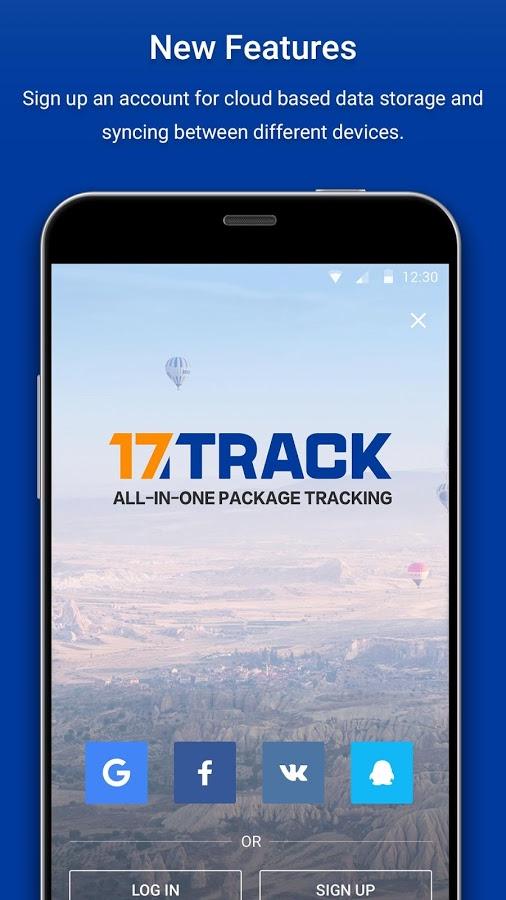 17 Track sledujte své zásilky skrz aplikaci