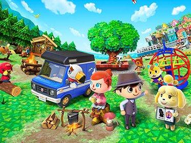 Hra Animal Crossing: Pocket Camp