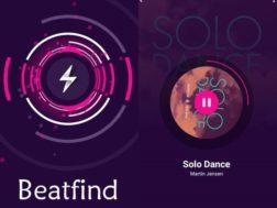 Aplikace Beatfind