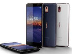 Nokia 3.1 v recenzi na portálu gsmarena