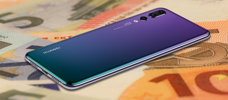 Huawei prodal 6 miliónů telefonu P20 série po celém světě   novinky
